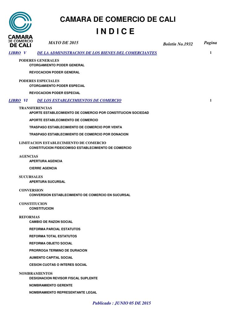 brand new 0ba93 9a658 indice - Cámara de Comercio de Cali
