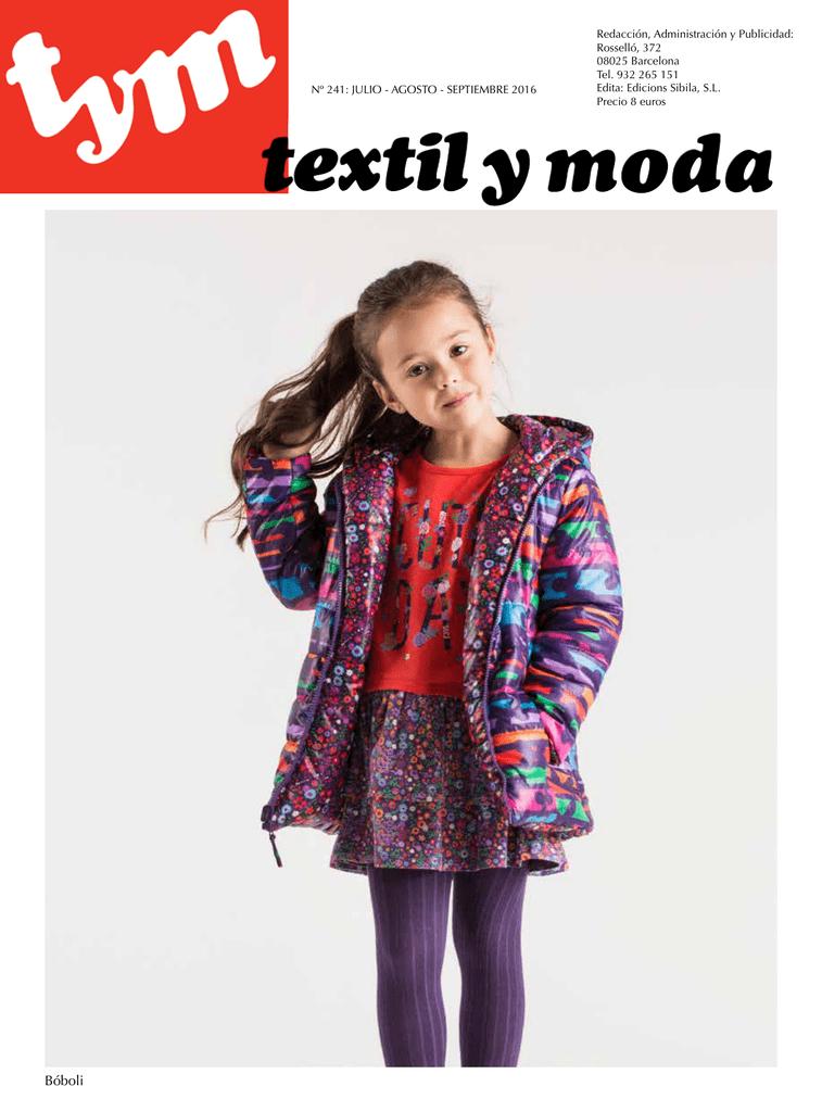 5fc44b208b Textil y Moda 241 - Ediciones Sibila