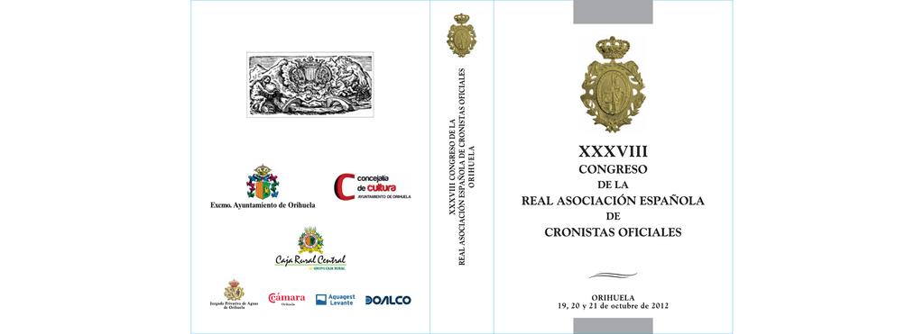 Orihuela - Real Asociación Española de Cronistas Oficiales