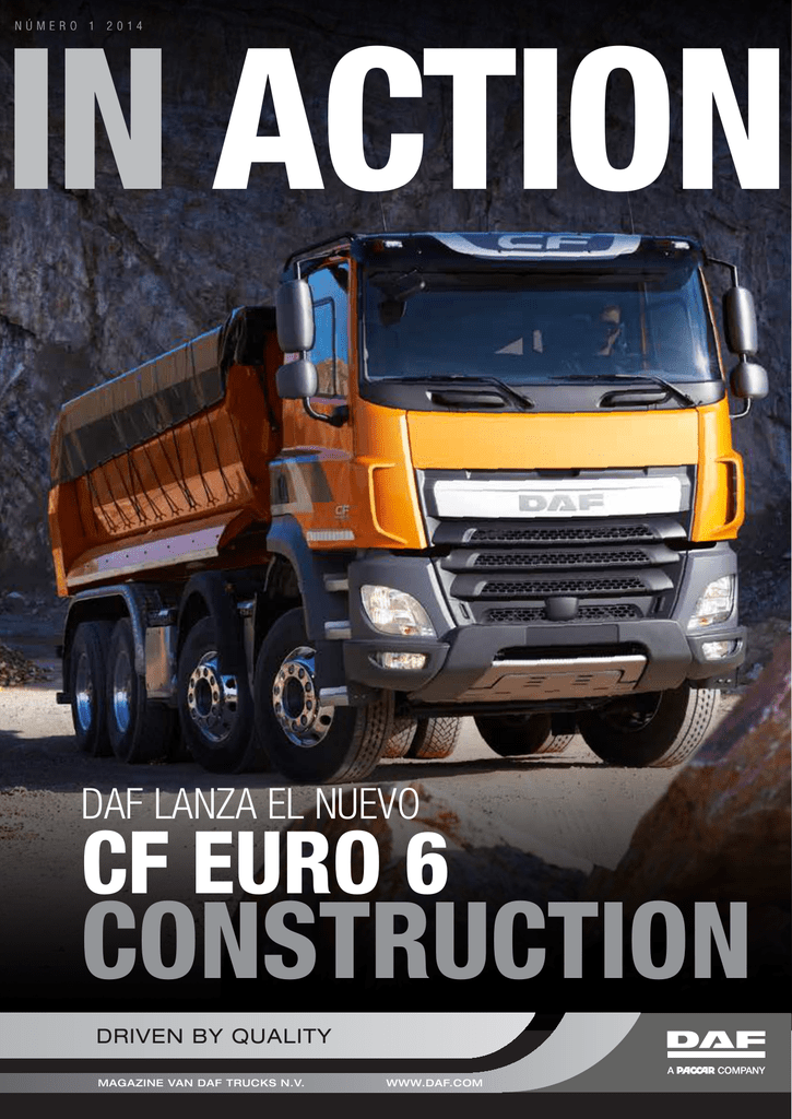 DAF in Action - 1ª Edición, 2014