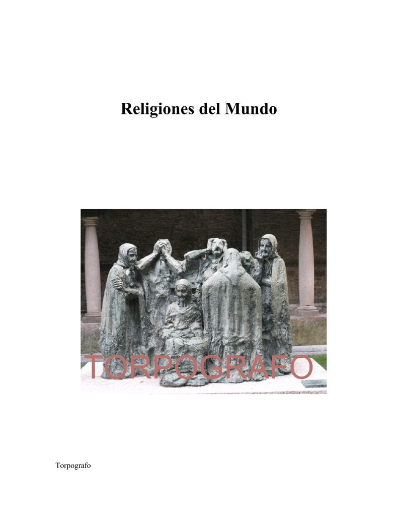 Historia de Las Religiones_