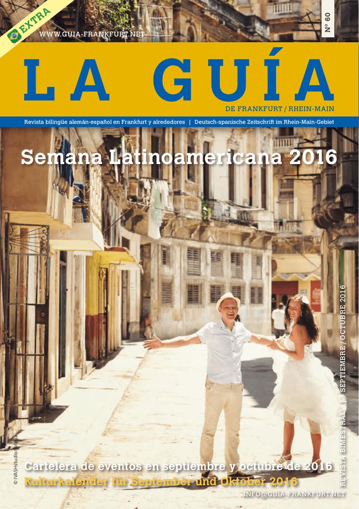 Semana Latinoamericana 2016