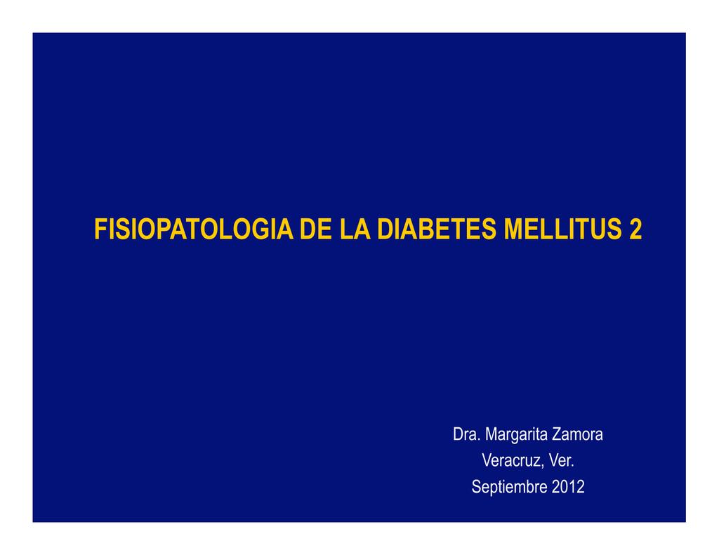 patogénesis de la diabetes mellitus tipo 2 defronzo comercial