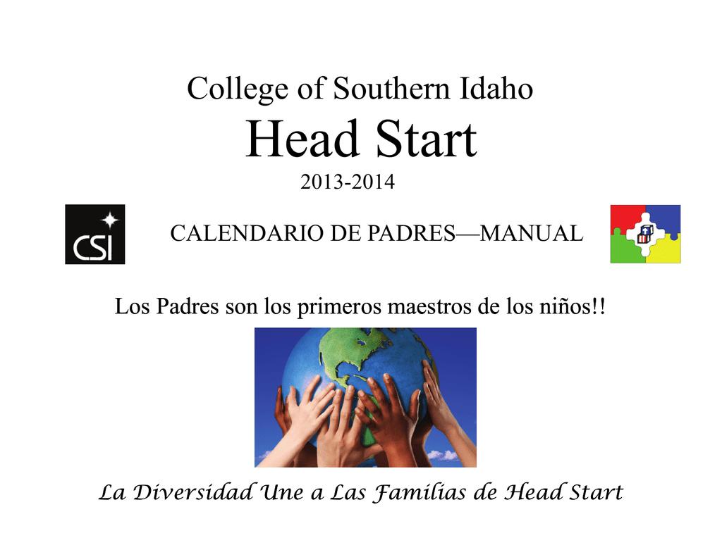 CSI Head Start/Early Head Start