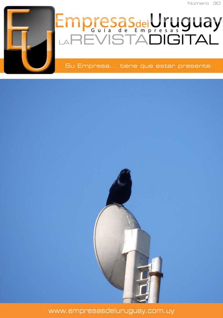 845c47f1db revista - Empresas del Uruguay