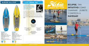 ecLiPSe - Hobie Cat