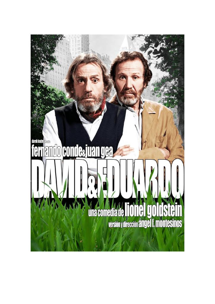 DAVID Y EDUARDO