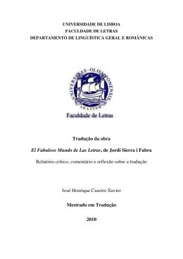 Historiografia das tradues do quixote publicadas no brasil fandeluxe Choice Image