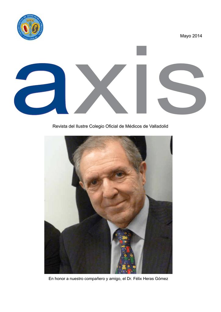 Axis Mayo 2014 - Colegio de Médicos de Valladolid