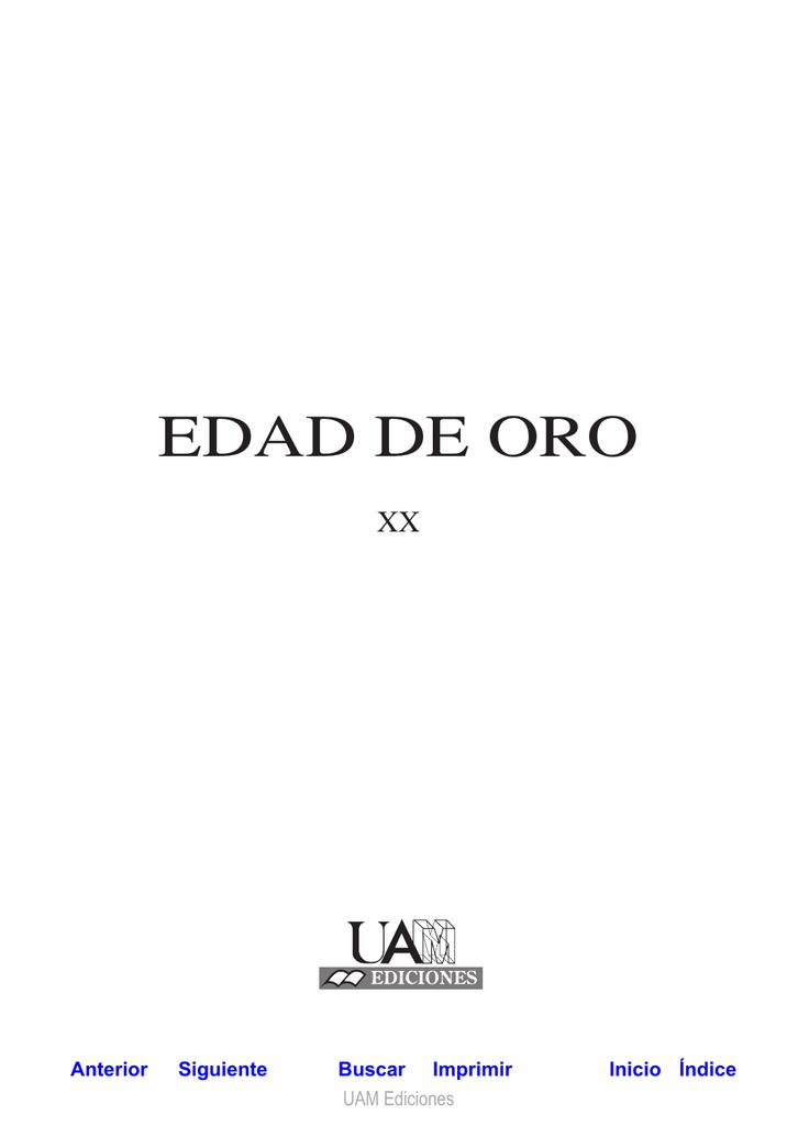 Edad de oro universidad autnoma de madrid urtaz Image collections