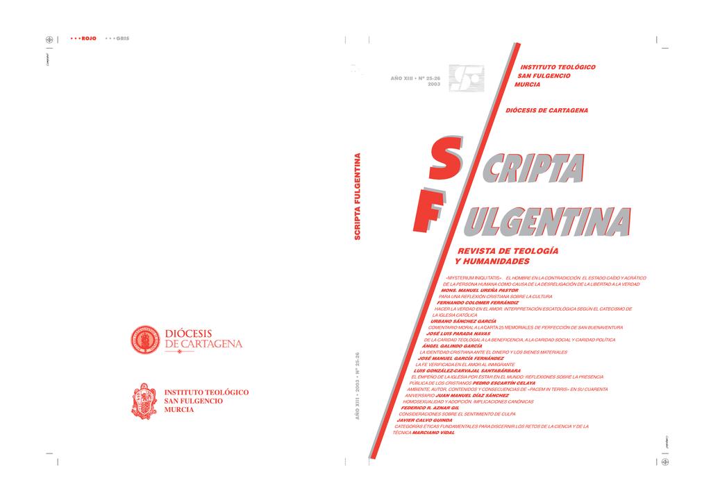 Descargar PDF completo - Instituto Superior de Ciencias Religiosas