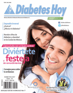 Diabetes Hoy - Federación Mexicana de Diabetes AC