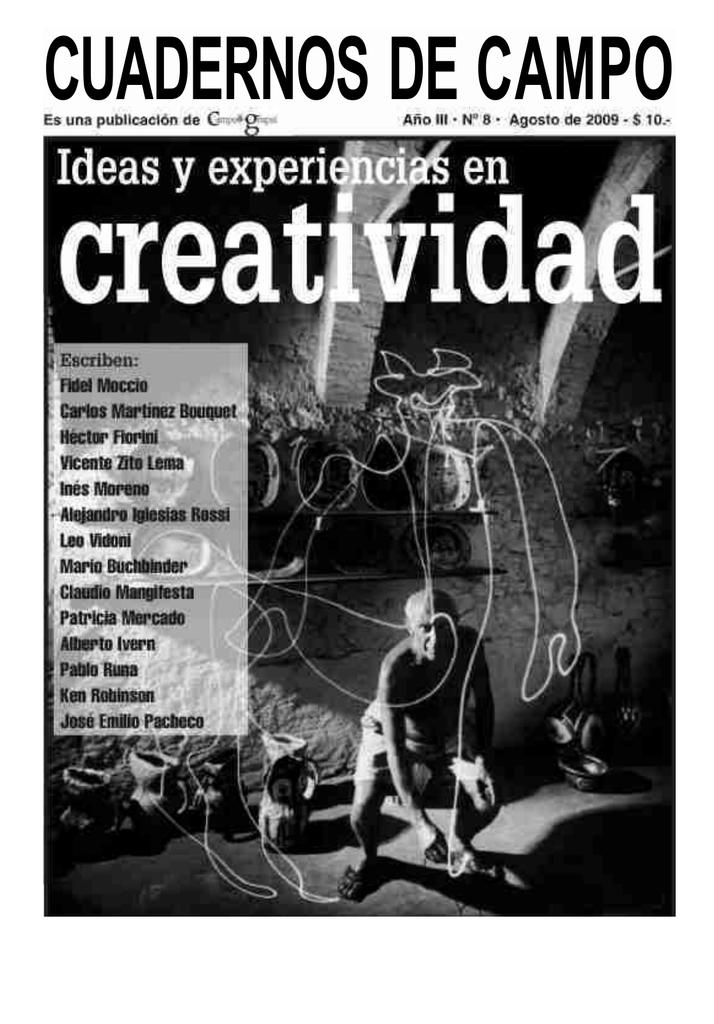 Caos Creatividad Y Conciencia Cosmica