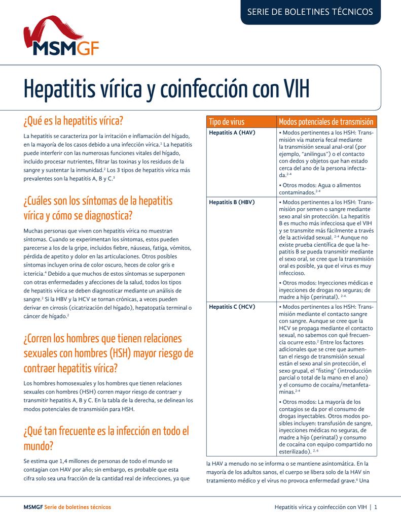 que es la hepatitis a