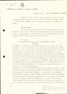 Ministerio de relaciones exteriores y culto nota verbal el Ministerio de relaciones exteriores y culto