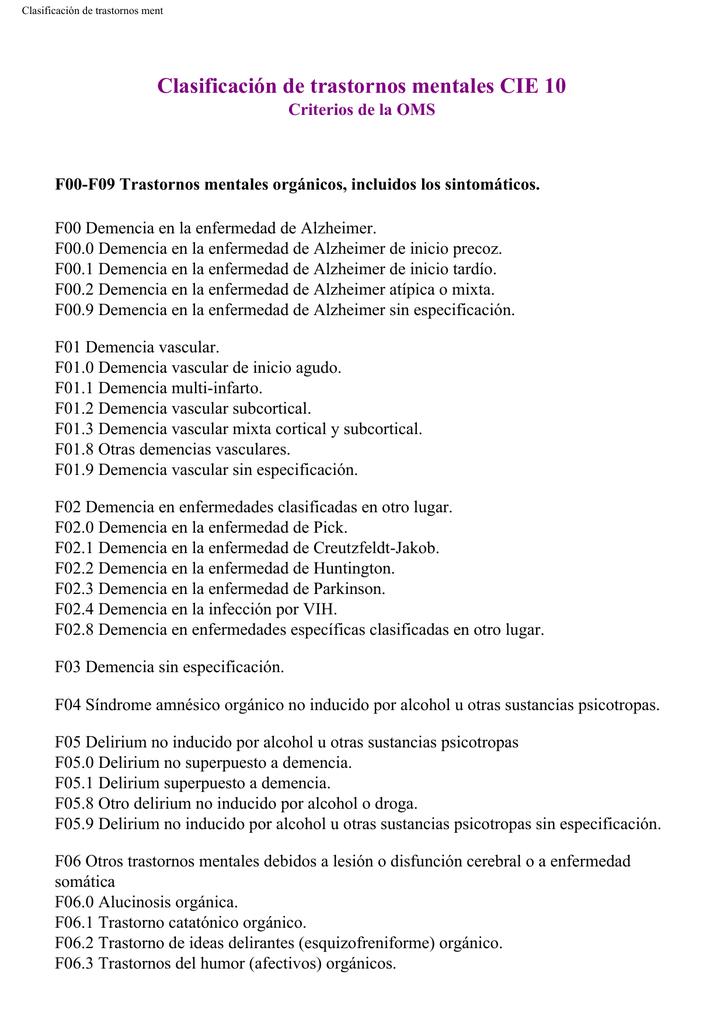 disfunción sexual debido al alcohol icd 10