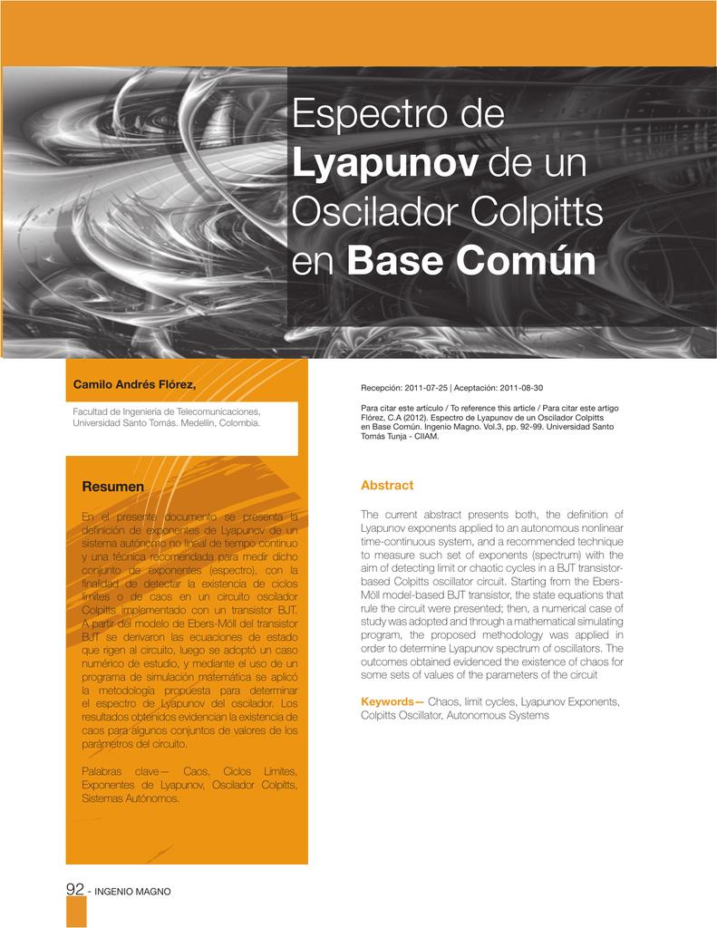 Revista científica pdf