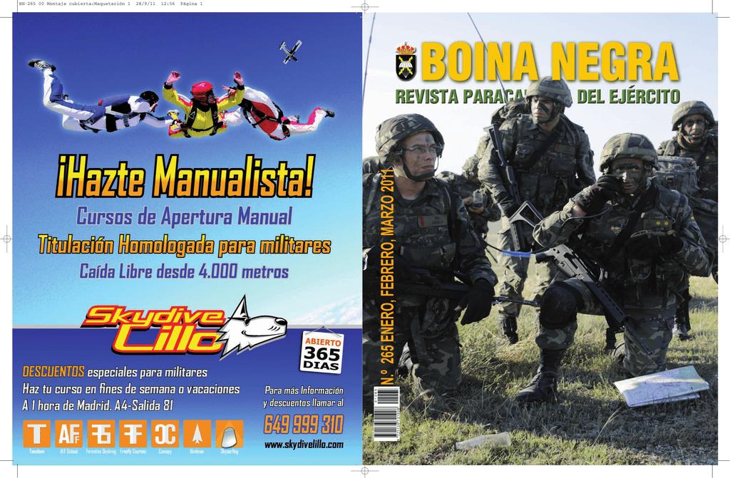 revista boina negra nº 265 enero 4ab01c3d881