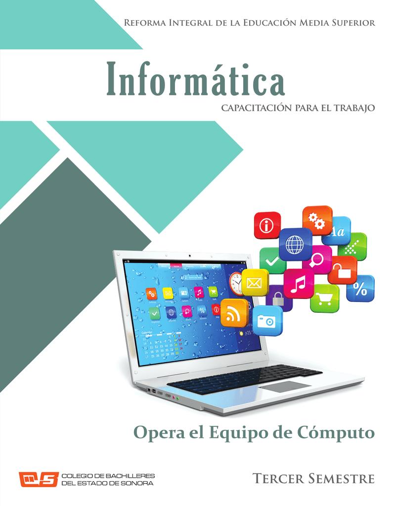 Informática Colegio De Bachilleres Del Estado De Sonora