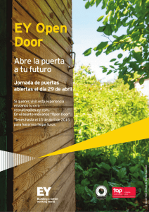 EY Open Door 2015
