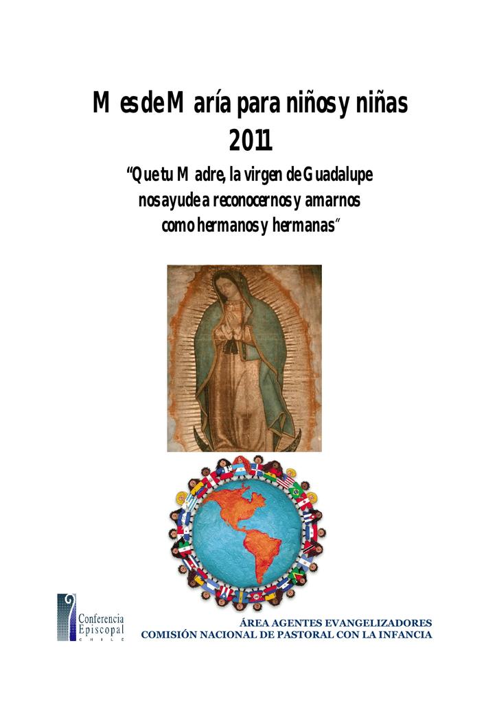 De Niños María Episcopal Conferencia Mes Para Chile CBexordW