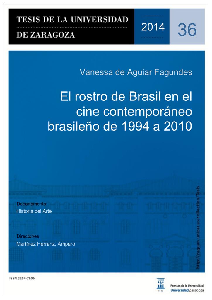 El rostro de Brasil en el cine contemporáneo brasileño de 1994 a 510045db4f4