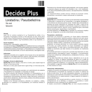 Decidex Plus