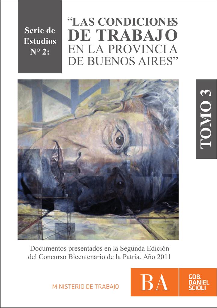 TOMO 3 - Ministerio de Trabajo de la Provincia de Buenos Aires