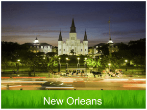New Orleans - IBTM World