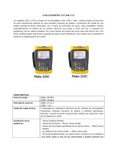 Interface de bus de campo DFE33B EtherNet/IP y Modbus/TCP