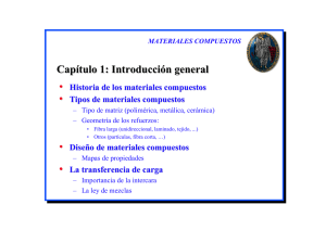 Capítulo 1: Introducción general