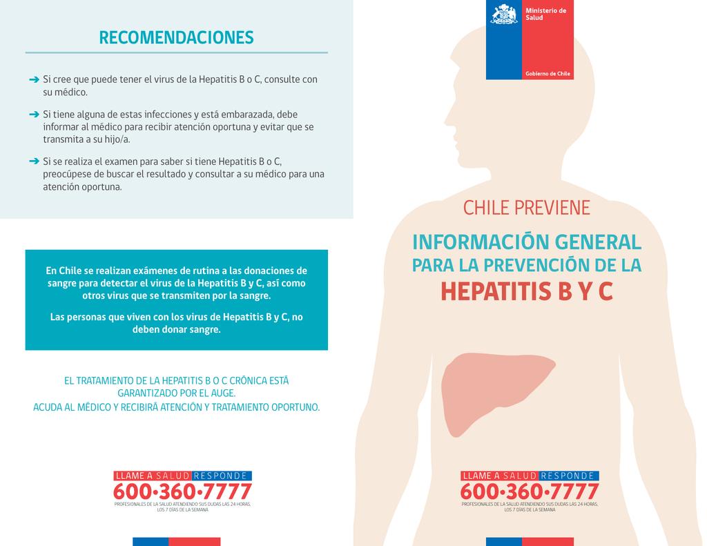 informacion sobre la hepatitis b