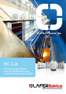 MC-Cub - LAFER IBERICA