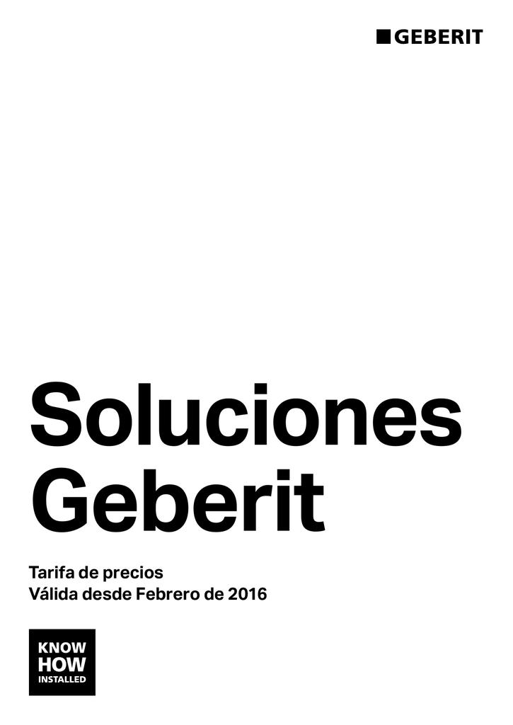Geberit 116.055.KK.1 Pulsador Blanco