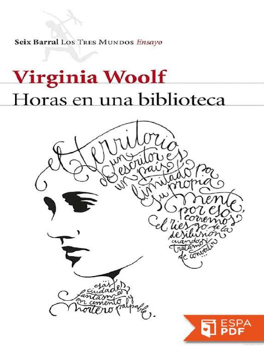 En Virginia De Woolf Horas Una Biblioteca 7g6yfb