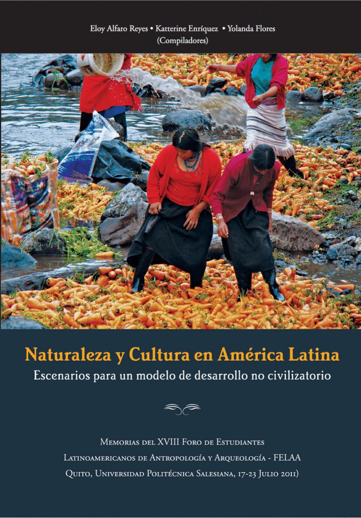 Naturaleza y cultura en America Latina - Repositorio Digital-UPS