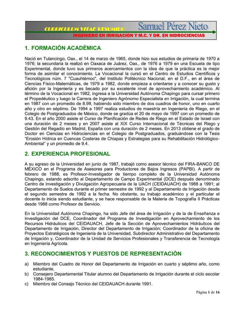 Único Currículum Escolar Consejero Bandera - Ejemplo De Colección De ...