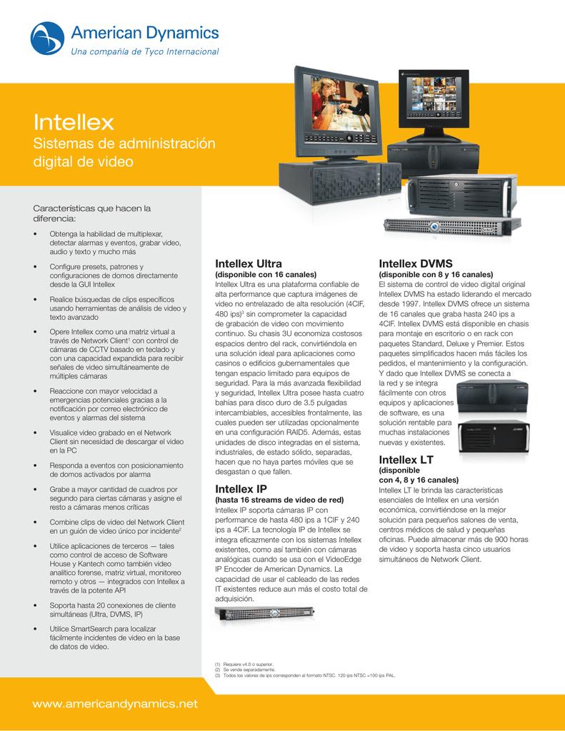 Intellex DVMS 5