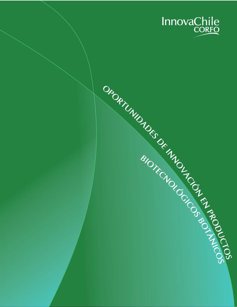 Oportunidades d tecnologicos botanicos - Repositorio