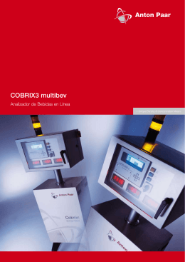 COBRIX3 multibev