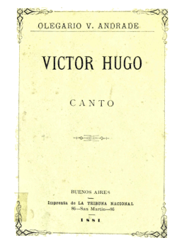 VICTOR RUGO