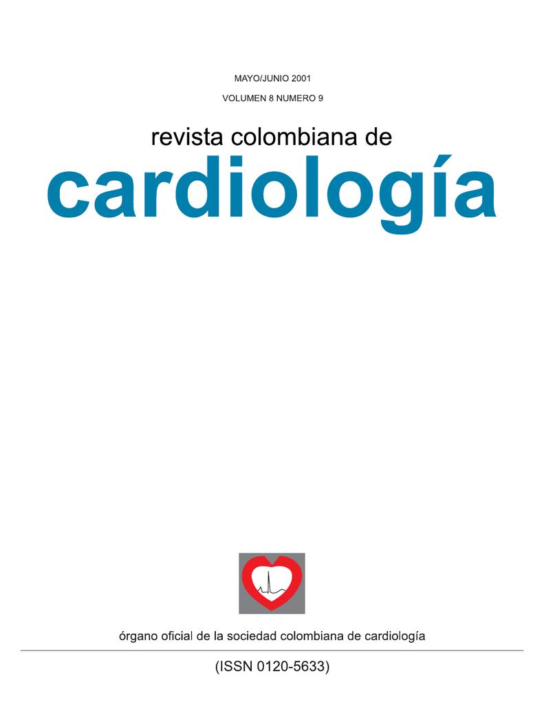 Descargar PDF - Revista Colombiana de Cardiología