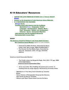 K-14 Educators` Resources