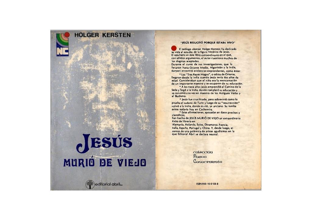 Jesus Murio De Viejo (Ocr)