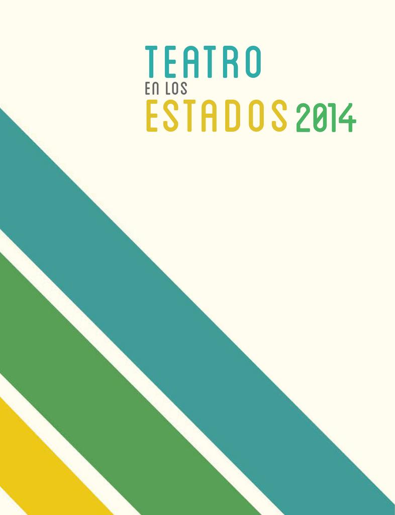 2014 - Teatromexicano