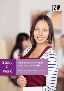 study and work 2015
