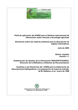 PDF - Food and Agriculture Organization of the United Nations