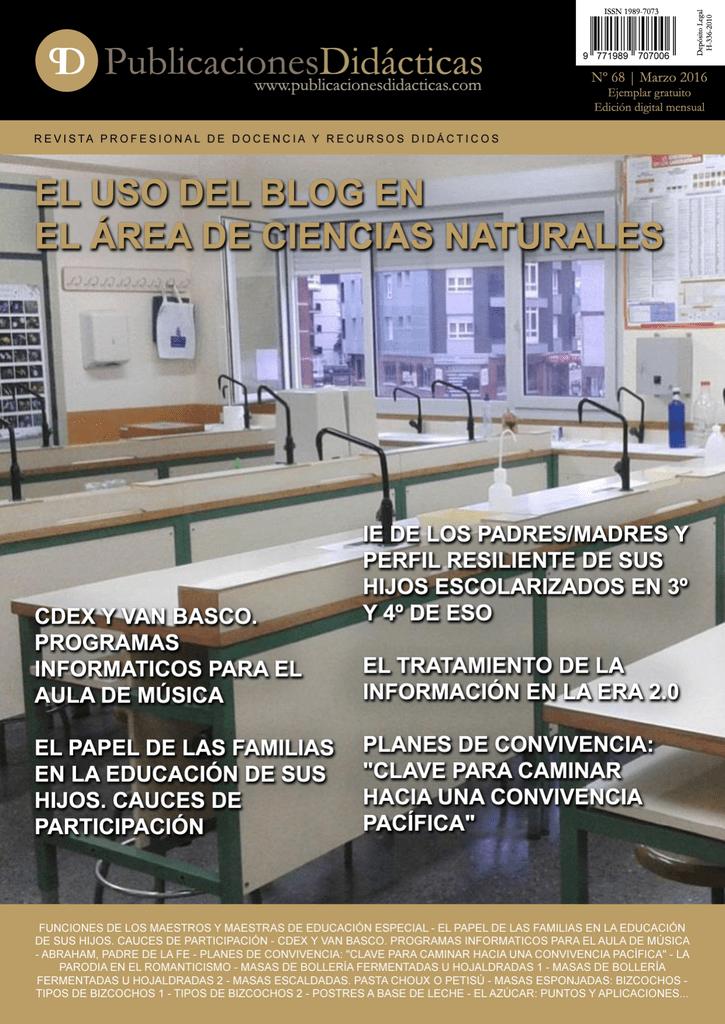 en revista completa - PublicacionesDidácticas