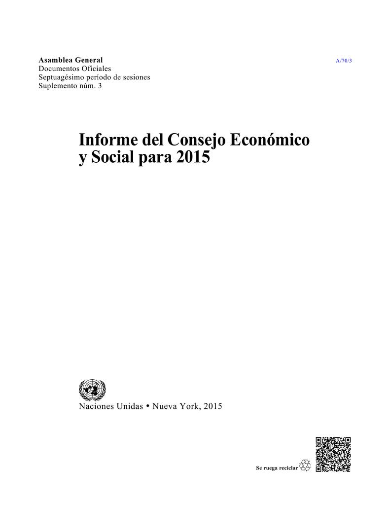 Calendario Escolar Granada 2020 19.Informe Del Consejo Economico Y Social Para 2015