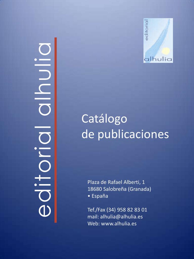 082fc6360 Diapositiva 1 - Editorial Alhulia
